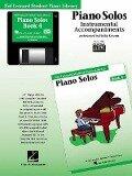 Piano Solos Book 4 - GM Disk: Hal Leonard Student Piano Library - de Cosmo Emile