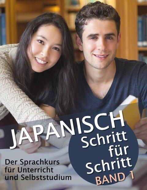 Japanisch Schritt für Schritt Band 1 - Martin Clauß, Maho Clauß