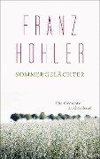 Sommergelächter - Franz Hohler