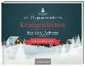24 spannende Krimigeschichten für den Advent -