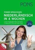 PONS Power-Sprachkurs Niederländisch in 4 Wochen -