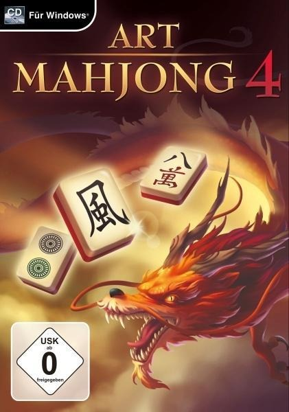 Art Mahjong 4. Für Windows 7/8/10 -