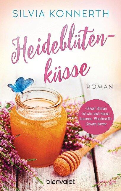 Heideblütenküsse - Silvia Konnerth