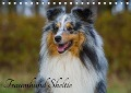 Traumhund Sheltie (Tischkalender 2018 DIN A5 quer) Dieser erfolgreiche Kalender wurde dieses Jahr mit gleichen Bildern und aktualisiertem Kalendarium wiederveröffentlicht. - Sigrid Starick