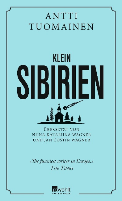 Klein-Sibirien - Antti Tuomainen