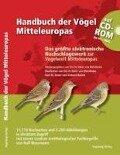 Handbuch der Vögel Mitteleuropas. CD-ROM -