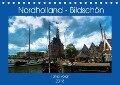 Nordholland - Bildschön (Tischkalender 2018 DIN A5 quer) - Tanja Voigt