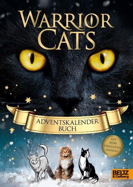 Warrior Cats - Adventskalenderbuch - Erin Hunter