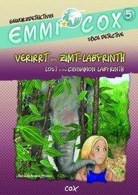 Verirrt im Zimt-Labyrinth - Solveig Ariane Prusko
