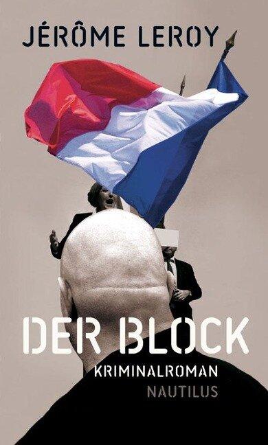 Der Block - Jérôme Leroy