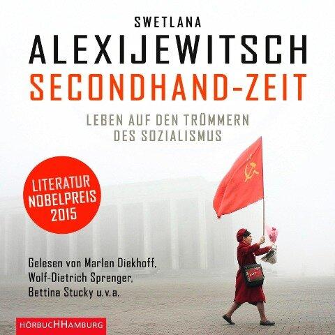 Secondhand-Zeit - Swetlana Alexijewitsch