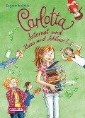 Carlotta 8: Carlotta - Internat und Kuss und Schluss? - Dagmar Hoßfeld
