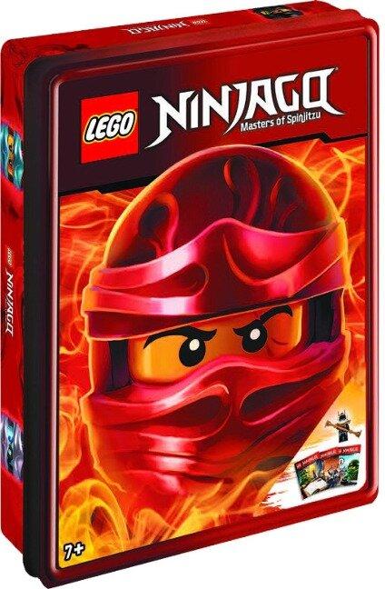LEGO® NINJAGO® Meine LEGO® NINJAGO® Rätselbox 2 -