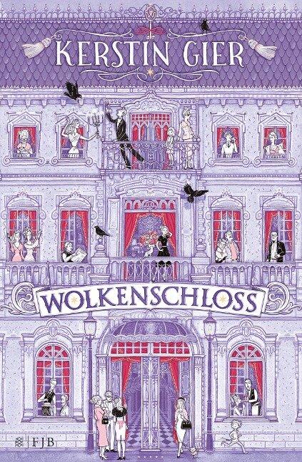 Wolkenschloss - Kerstin Gier