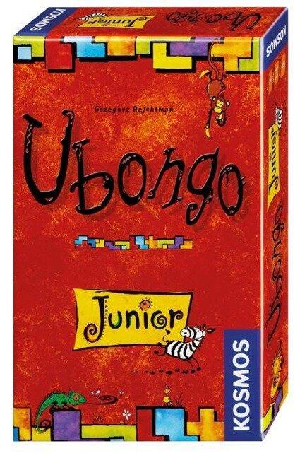 Ubongo Junior - Grzegorz Rejchtman