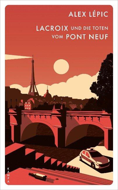 Lacroix und die Toten vom Pont Neuf - Alex Lépic