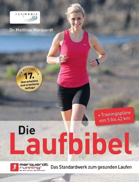Die Laufbibel - Matthias Marquardt