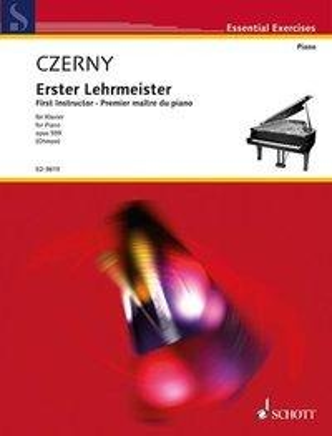 Erster Lehrmeister - Carl Czerny