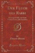 Der Fluch des Rabbi - Eduard Breier