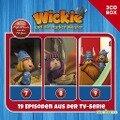 Wickie (CGI) 3-CD Hörspielbox zur neuen TV-Serie Vol. 3/CD -