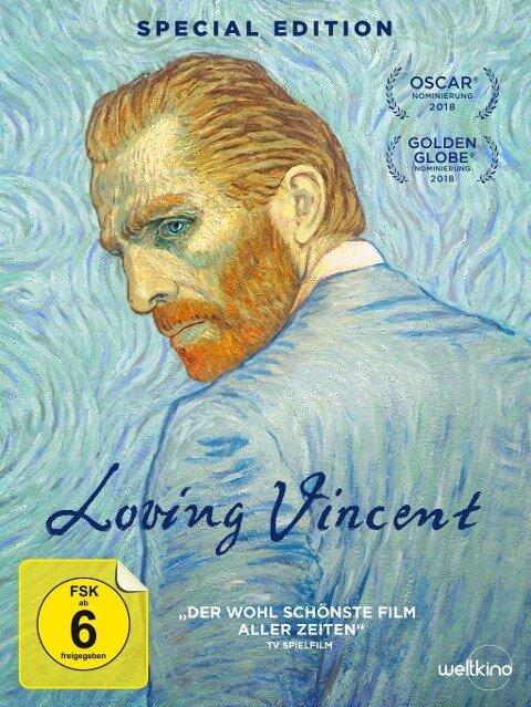 Loving Vincent - Limitierte Special Edition -