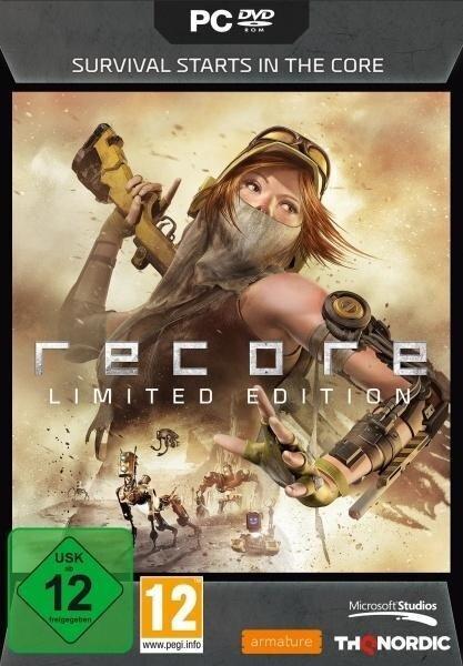 ReCore Limited Edition. Für Windows 7/8/10 -