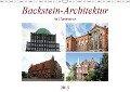 Backstein-Architektur in Hannover (Wandkalender 2019 DIN A3 quer) - K. A. Schnellewelten