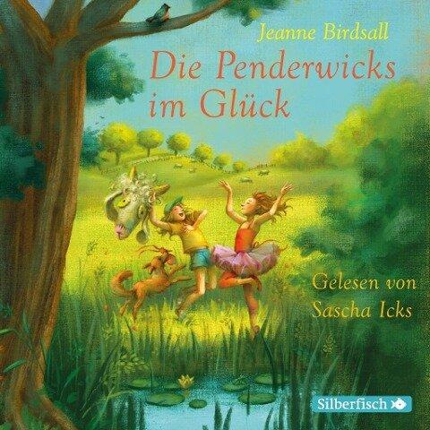 Die Penderwicks 5: Die Penderwicks im Glück - Jeanne Birdsall