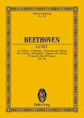 Oktett Es-Dur - Ludwig van Beethoven