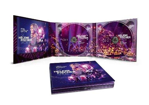 Helene Fischer Show - Meine schönsten Momente (2CD Deluxe DigiPac) - Helene Fischer