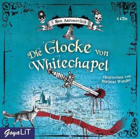 Die Glocke von Whitechapel - Ben Aaronovitch
