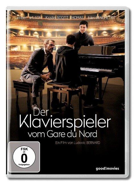 Der Klavierspieler vom Gare du Nord -