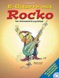 E-Gitarre mit Rocko - Peter Korbel