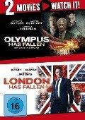 Olympus Has Fallen - Die Welt in Gefahr/ London has fallen -