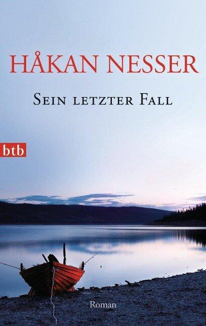 Sein letzter Fall - Håkan Nesser