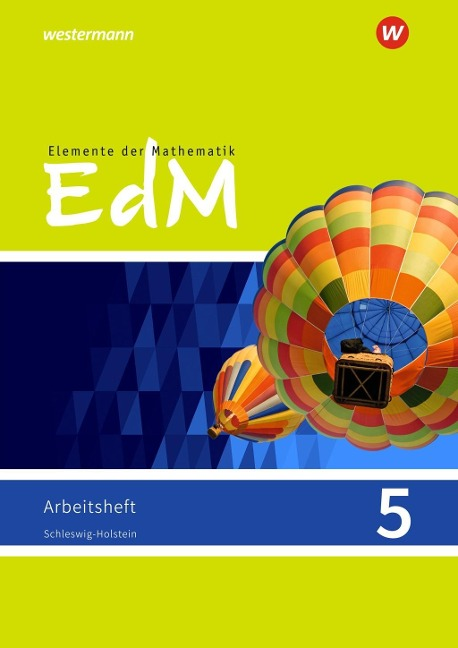 Elemente der Mathematik 5. Arbeitsheft. Schleswig-Holstein -
