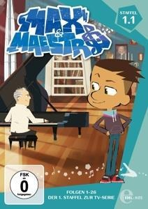 Max & Maestro 1.1 DVD Staffelbox -