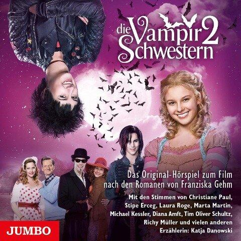 Die Vampirschwestern 2 - Franziska Gehm