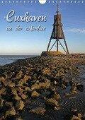 Cuxhaven (Wandkalender 2019 DIN A4 hoch) - Martina Berg
