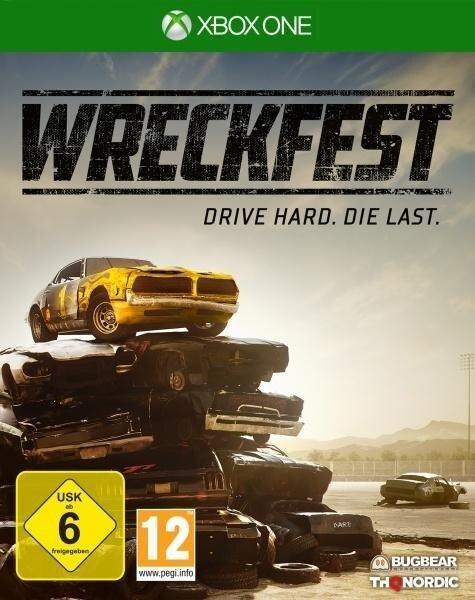Wreckfest (XBox ONE) -