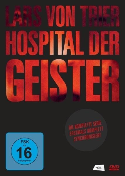 Lars von Trier: Hospital der Geister (4 DVDs) -