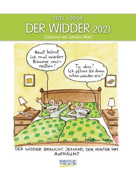 Widder 2021 -
