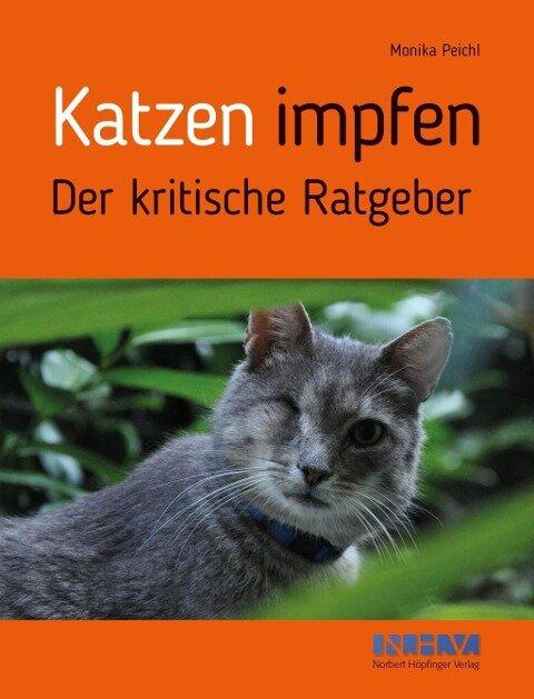Katzen impfen - Monika Peichl
