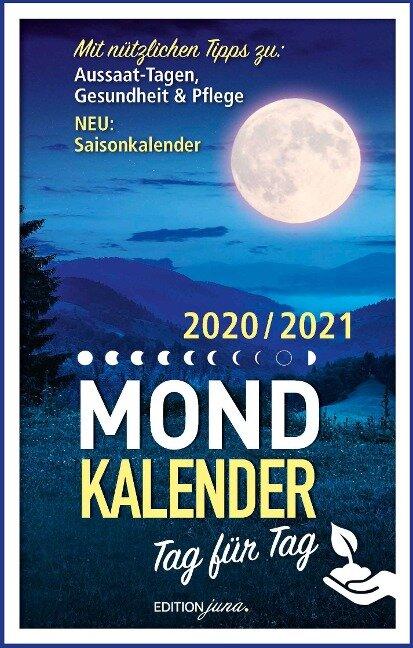 Mondkalender 2020/2021 - Alexa Himberg, Jörg Roderich
