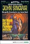 John Sinclair Gespensterkrimi - Folge 44 - Jason Dark