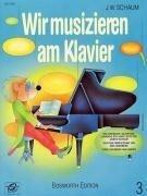 Wir musizieren am Klavier 3 - John W. Schaum