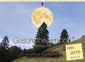 Gesundheitsmond®-Mondkalender 2019. Goldene Edition DIN A4 - Michael Römer