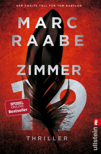 Zimmer 19 - Marc Raabe