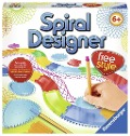 Spiral Designer Freestyle Mandala-Designer® Midi -