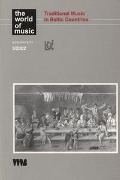 Traditional Music in Baltic Countries -